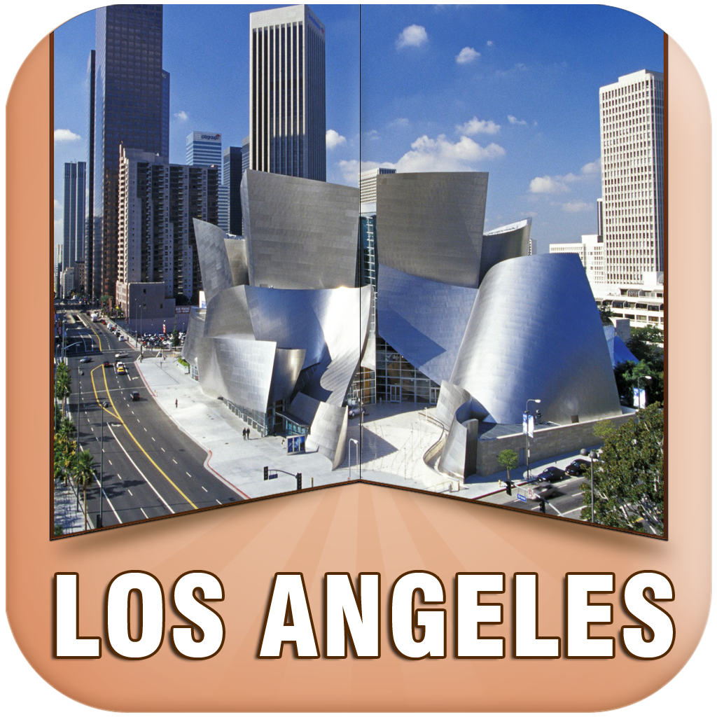 Los angeles offline travel guide travel buddy per for Los angeles vacation guide